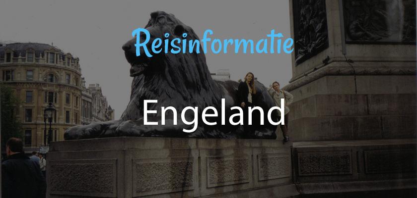 Engeland | Reisinformatie
