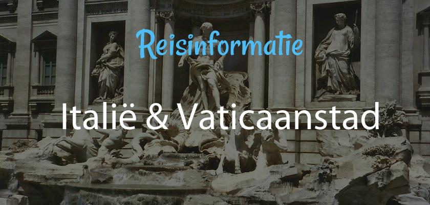 Italië | Reisinformatie