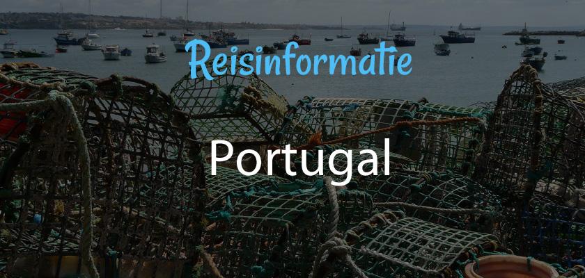 Portugal - Reisinformatie