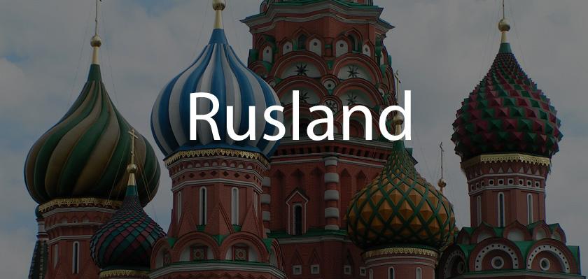 Rusland | Rondreizen