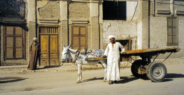 Ongetrouwd in Egypte