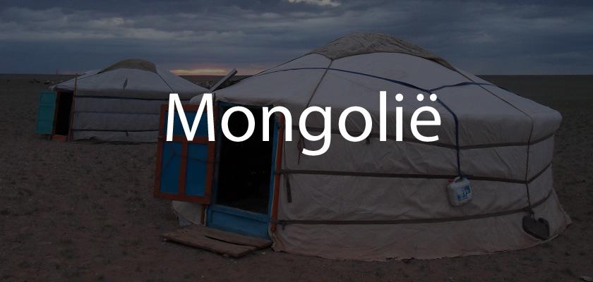 Mongolië | Reisverhalen en tips