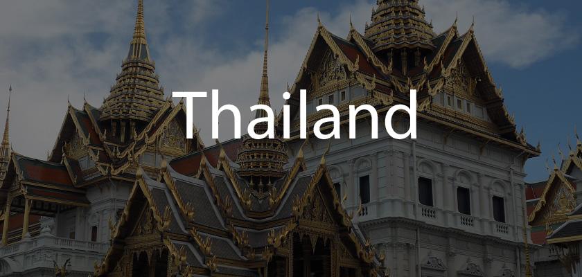 Thailand | Reisverhalen en tips