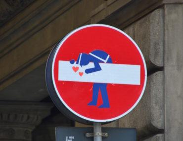De verkeersborden van Florence