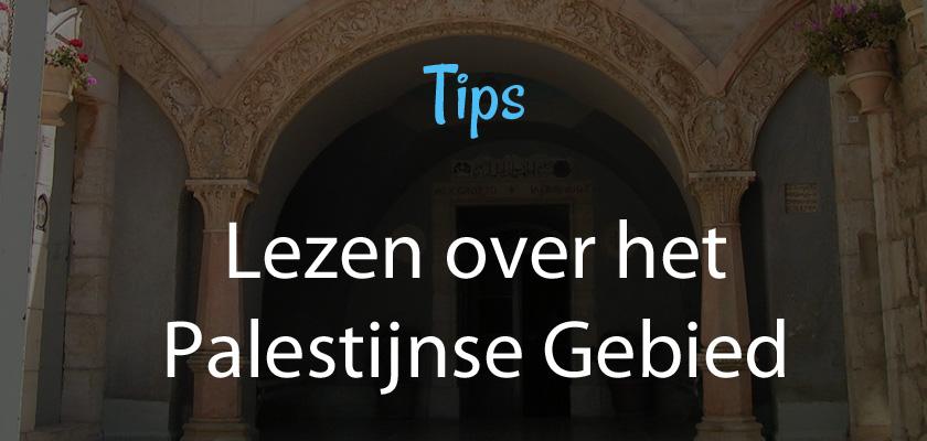 Lezen over het Palestijnse Gebied