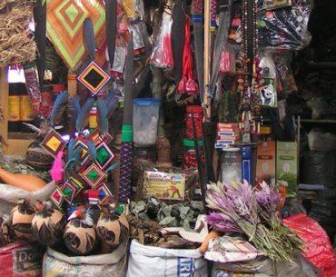 De heksenmarkt van Chiclayo