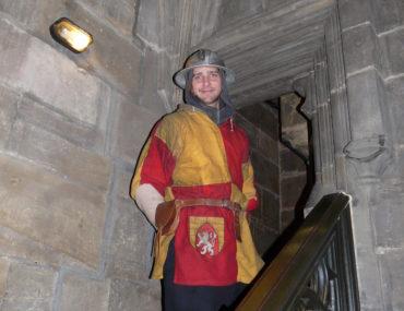 De kruittoren in Praag