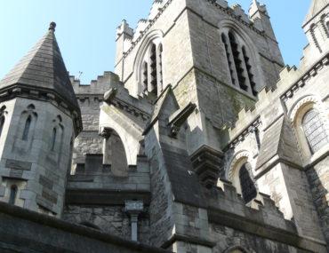 Viking kerk Dublin
