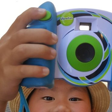 De kindercamera to the rescue!