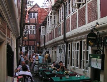 De Kramerambtsstuben in Hamburg