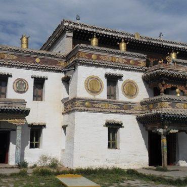 Erdene Zuu in Kharkhorin