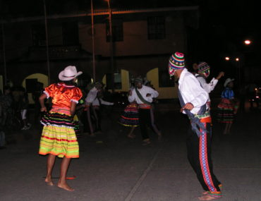 Feest in Tumbes