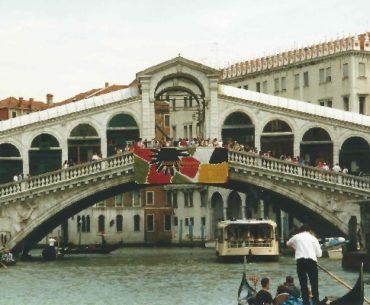 De Rialtobrug in Venetië
