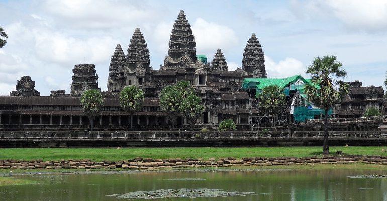 De hoogtepunten van Angkor