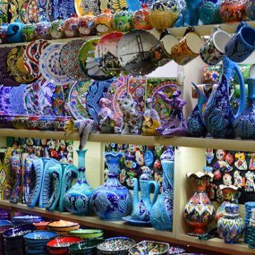 3 feiten over de Grote Bazaar van Istanbul