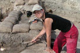 Graven in Megiddo