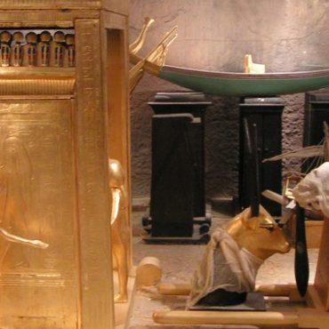 Het Luxor Hotel in Las Vegas